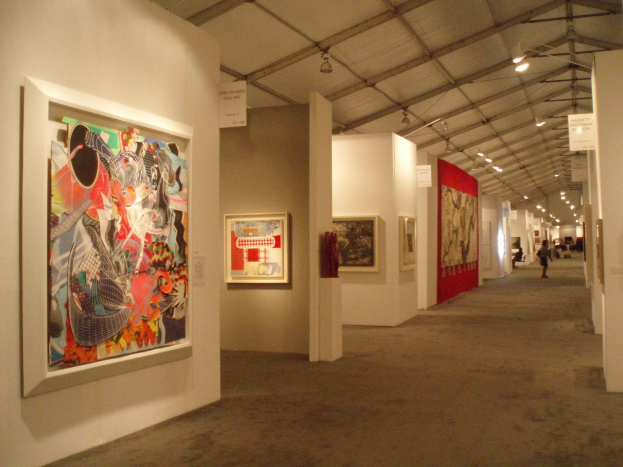 Art Basel Miami Beach Gallery Walk